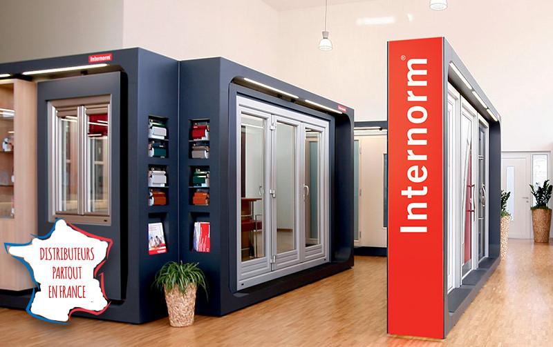 Réouverture des showrooms et magasins des distributeurs Internorm France