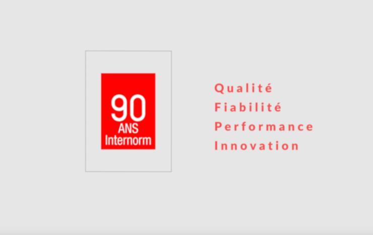 (Vidéo) Internorm : 90 ans de qualité, de fiabilité, de performance et d'innovation