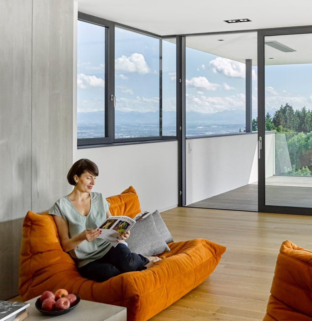 Etude à domicile portes et fenêtres Internorm