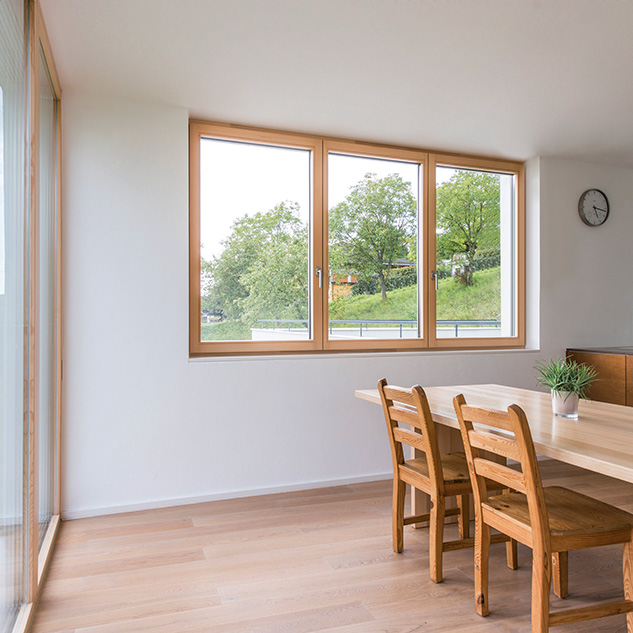 Fenêtre Bois HF310