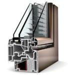 Fenêtre Store intégré KV440 Ambiente