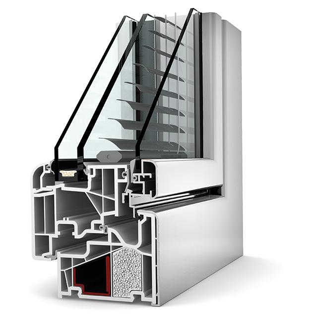 Fenêtre Store intégré KV440 Home Soft