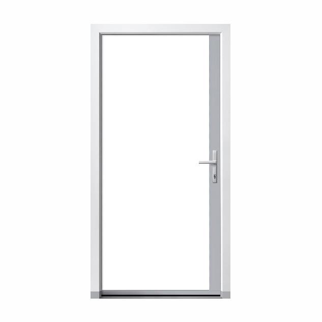Porte d'entrée PVC 320 vitrée