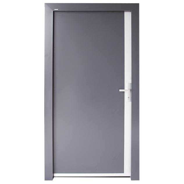 Porte d'entrée PVC 320 pleine