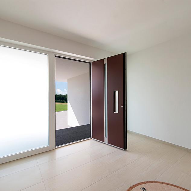 Porte d'entrée Alu AT305 ambiance