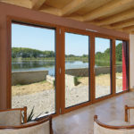 Porte-fenêtre Bois/Alu HF 310