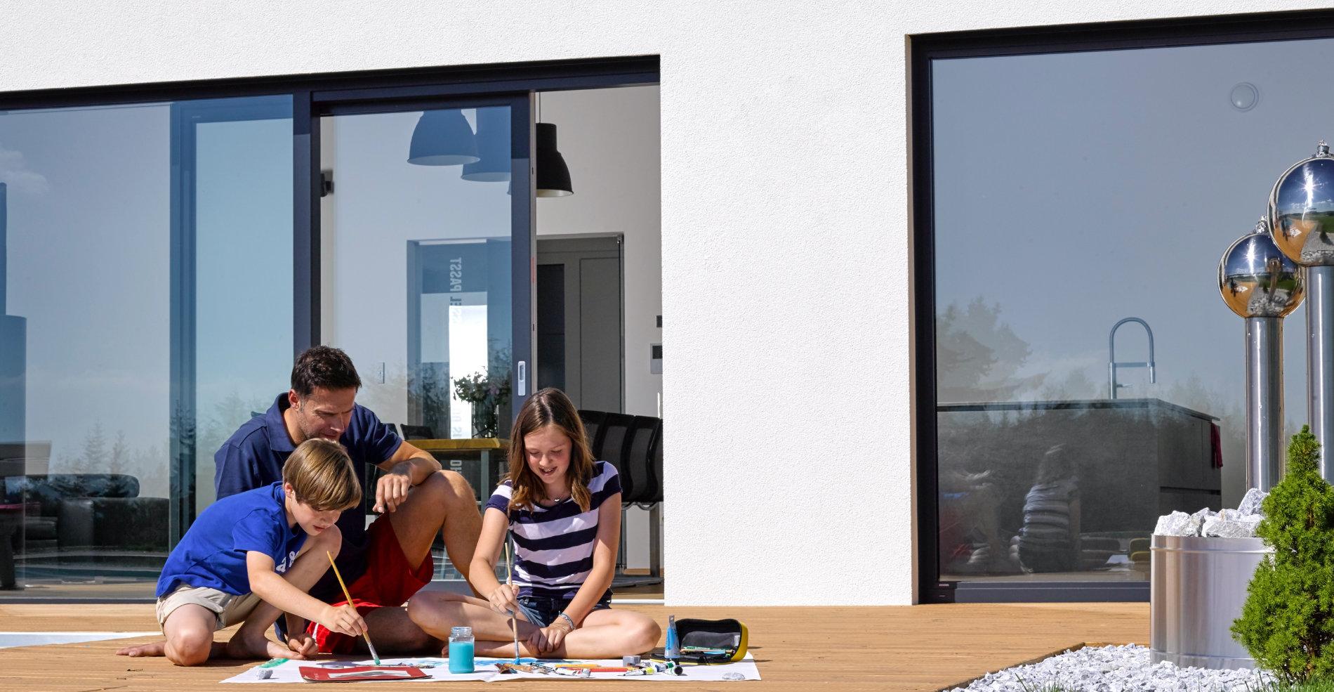 Fenêtres et portes-fenêtres sur-mesure
