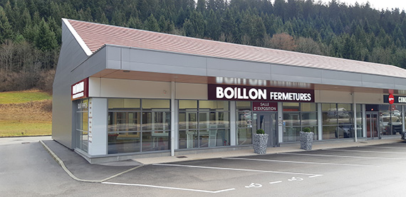 BOILLON FERMETURES