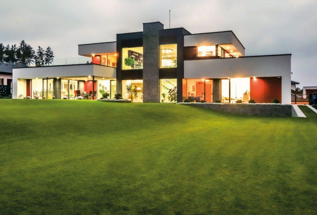 Fenêtres et portes-fenêtres Internorm pour maisons neuves
