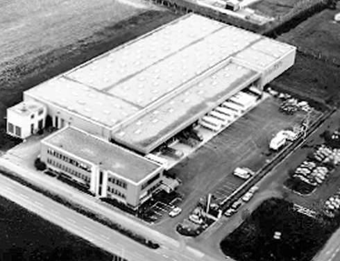 1982 : Usine de Lannach