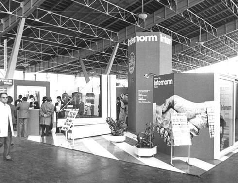 1966 : Usine à Traun et création de la marque Internorm