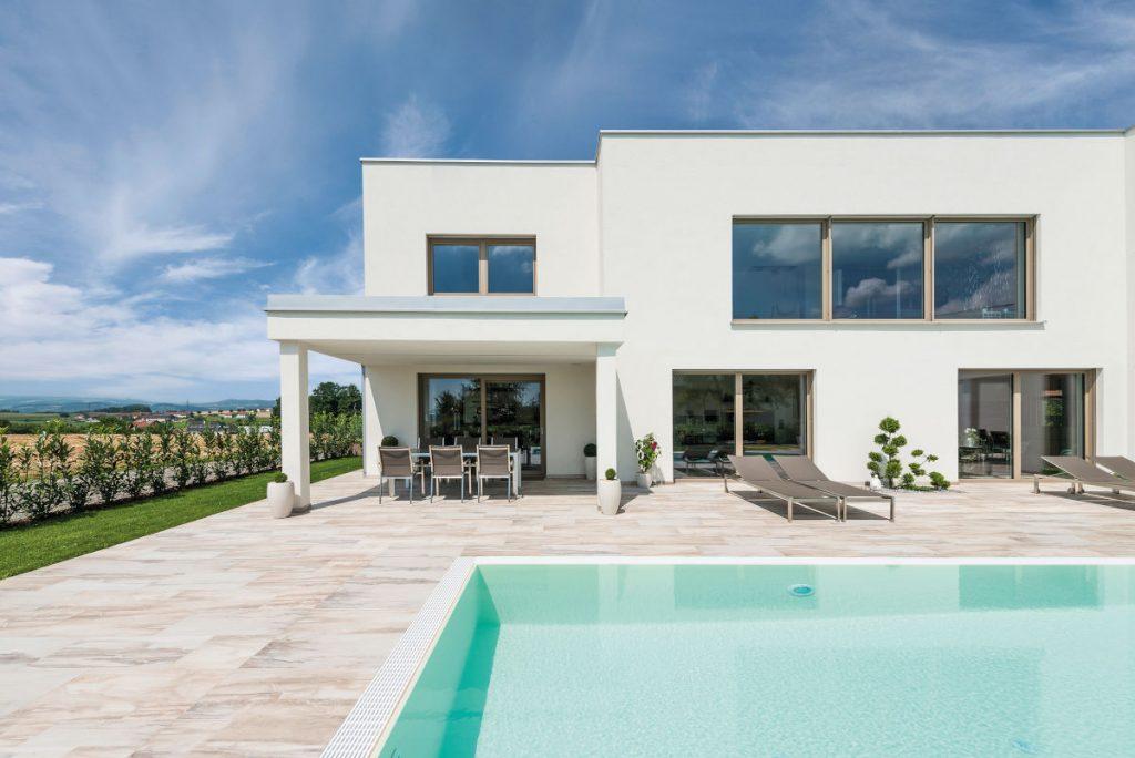 Internorm France accompagne les architectes, les maîtres d'œuvre, les constructeurs de maisons individuelles (Cmistes) et les promoteurs immobiliers !